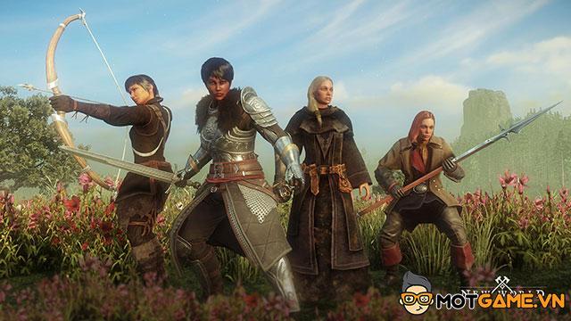 Có gì hot trong New World, tựa game MMO mới do Amazon sản xuất?