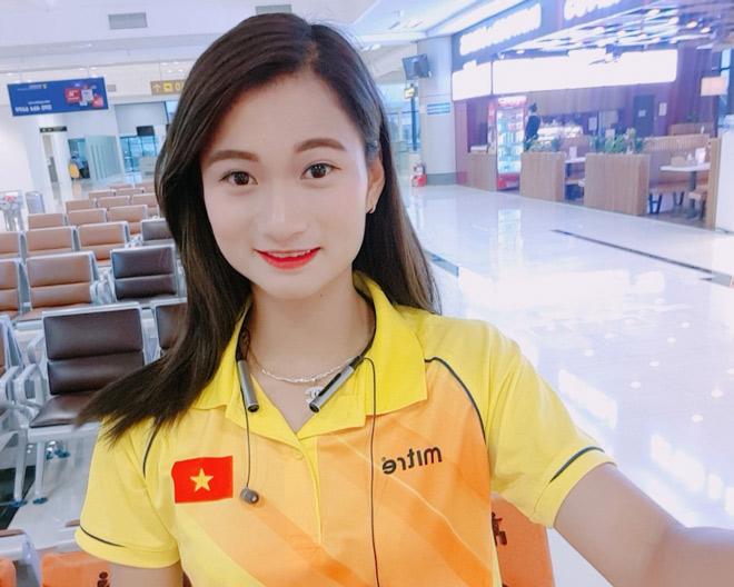 Hot girl điền kinh Nguyễn Thị Oanh: Chạy nhanh còn về cưới chồng