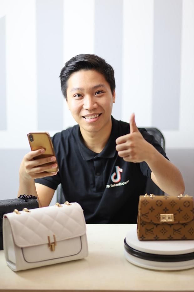 Nguyễn Đình Mạnh và câu chuyện làm TikTok chuyên nghiệp