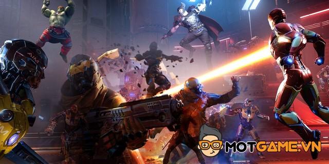 Vừa ra mắt Outriders đã vượt mặt bom tấn Marvel's Avengers
