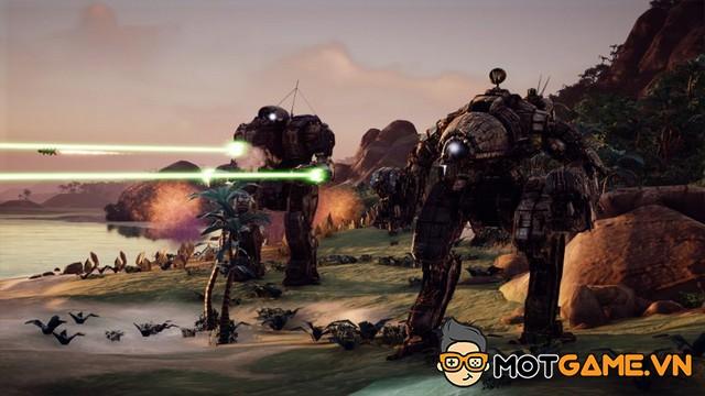 Pacific Rim: The Black và những tựa game robot đại chiến thú vị