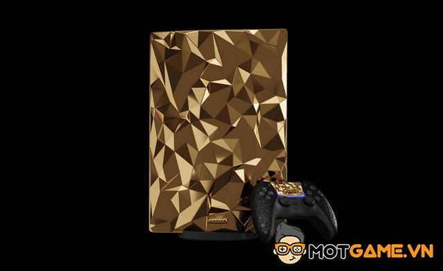 PS5 mạ vàng 9999 chỉ dành cho đại gia chính thức được mở bán