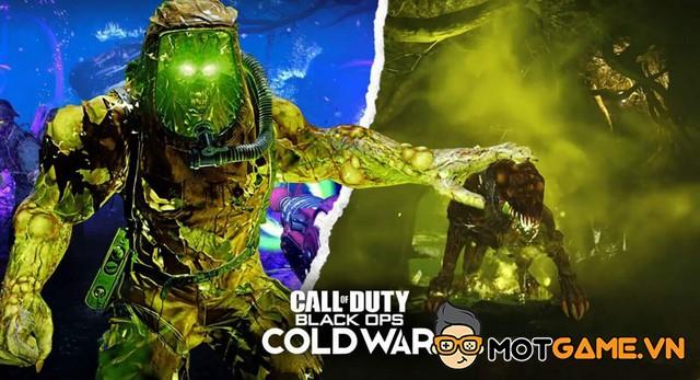 Black Ops Cold War cho phép người chơi 'nựng' chó zombie