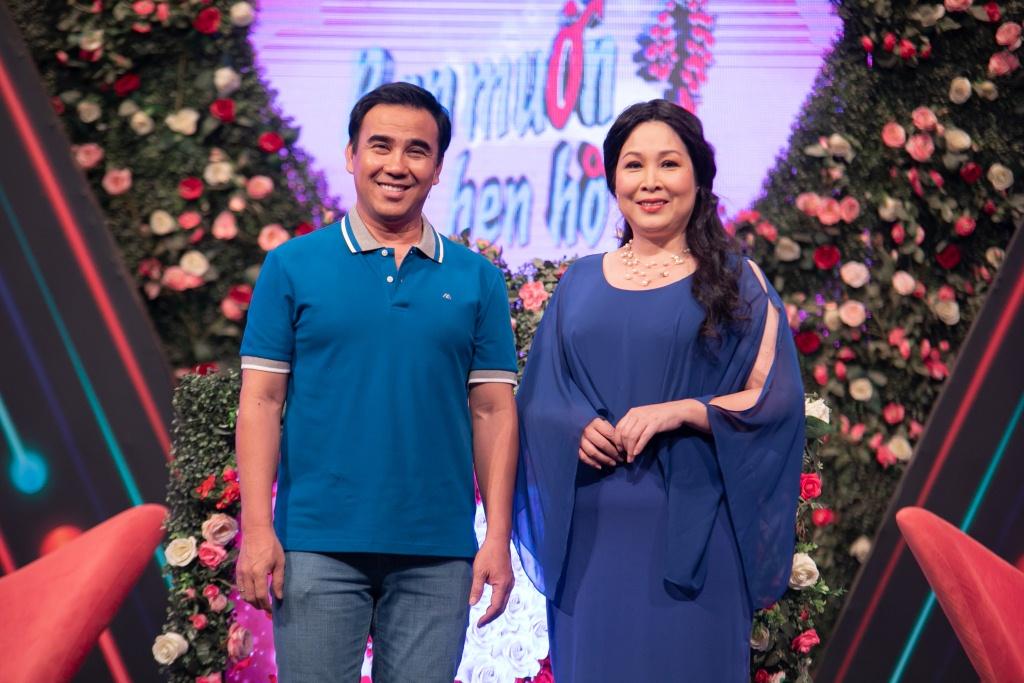 Quyền Linh, Hồng Vân mát tay mai mối, mừng chương trình đạt Nút Vàng YouTube