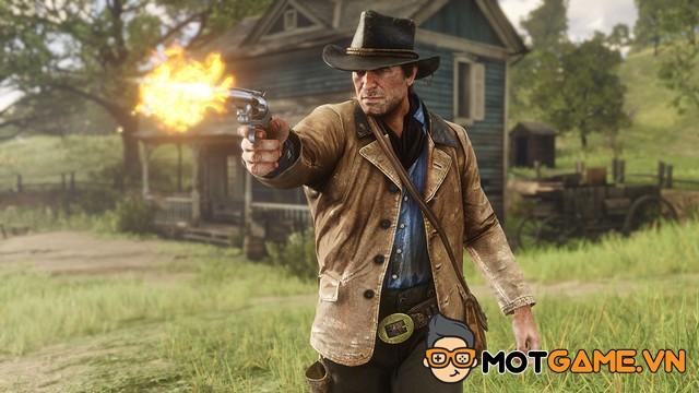 Red Dead Redemption 2 VR hứa hẹn sẽ mang đến trải nghiệm chân thật nhất