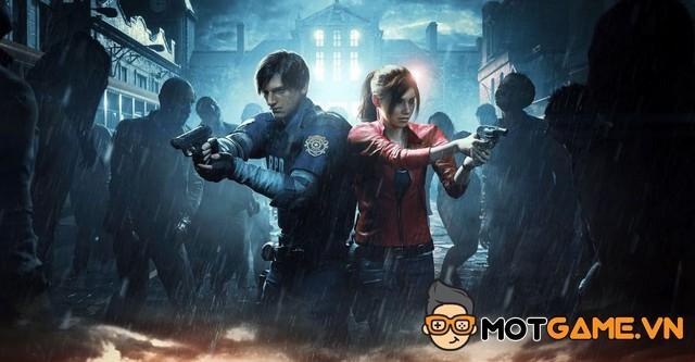 Resident Evil 2 Remake đứng top 3 game bán chạy nhất mọi thời đại