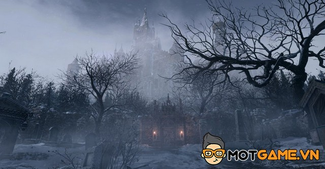 Capcom hé lộ nhiều manh mối bí ẩn cho cốt truyện Resident Evil Village