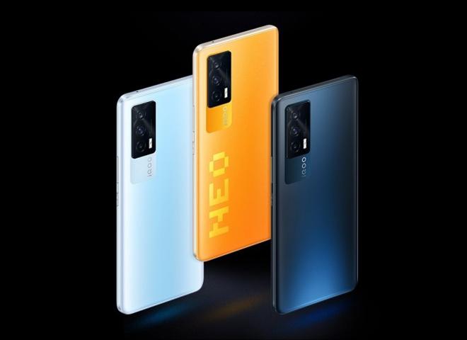 """Ra mắt điện thoại chơi game Vivo iQOO Neo 5 giá """"ngon"""", sạc siêu tốc 66W"""
