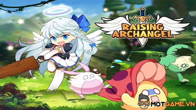 Raising Archangel – Hành trình chạy bo của nữ thiên thần tập sự