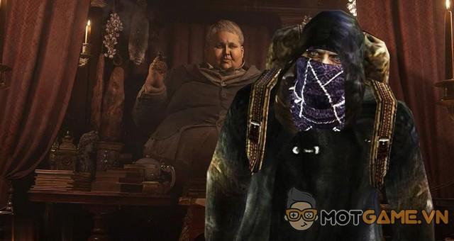 Resident Evil Village: Duke tiết lộ có quen biết với Merchant trong RE 4?