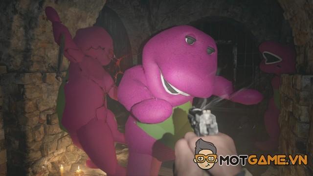 Chưa ra mắt, Resident Evil Village đã sở hữu những bản mod cực dị