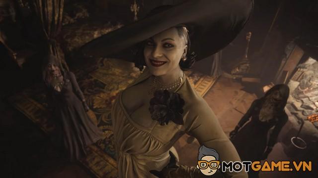 "Resident Evil: Village: Capcom hé lộ chiều cao ""Vampire Mommy"" tâm hồn to đẹp"