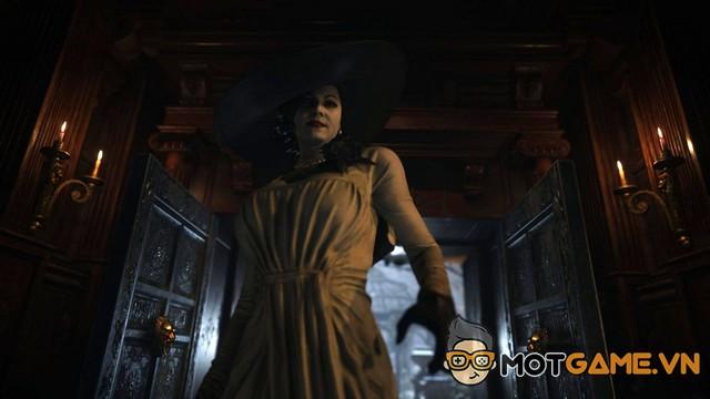 Resident Evil Village và cảm giác khó xử khi đối mặt với Mommy Vampire