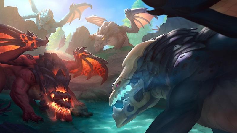 Tốc Chiến – Phiên bản 2.2B: Đến lượt Rồng cũng không tránh khỏi kiếp bị 'Nerf'!