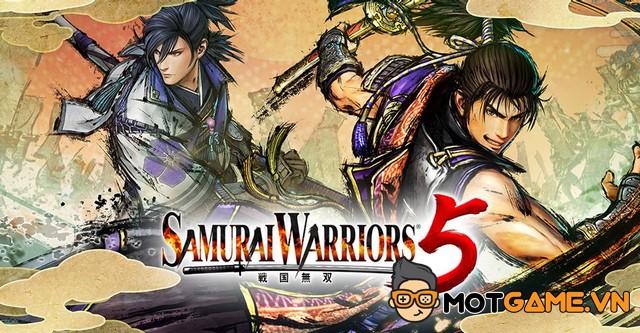 Samurai Warriors 5 sẽ chính thức lên kệ vào dịp hè năm nay