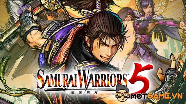 Samurai Warriors 5 dự kiến sẽ lên kệ vào dịp hè năm 2021