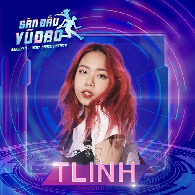 Sau Rap Việt, TLinh thi game show nhảy