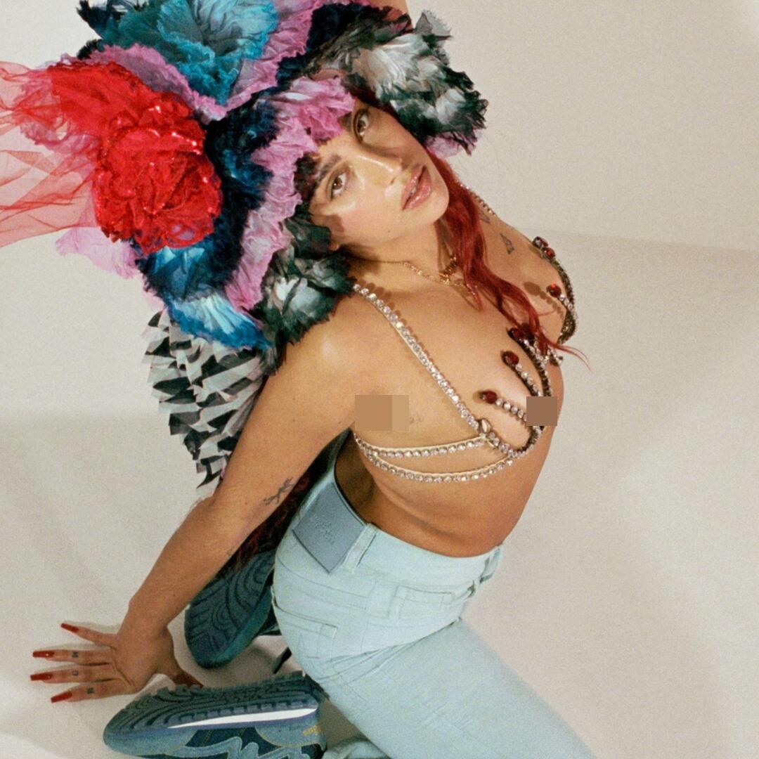 Con gái Madonna làm người mẫu cho Marc Jacobs
