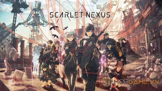 Scarlet Nexus tung trailer giới thiệu cơ chế chiến đấu đầy hấp dẫn