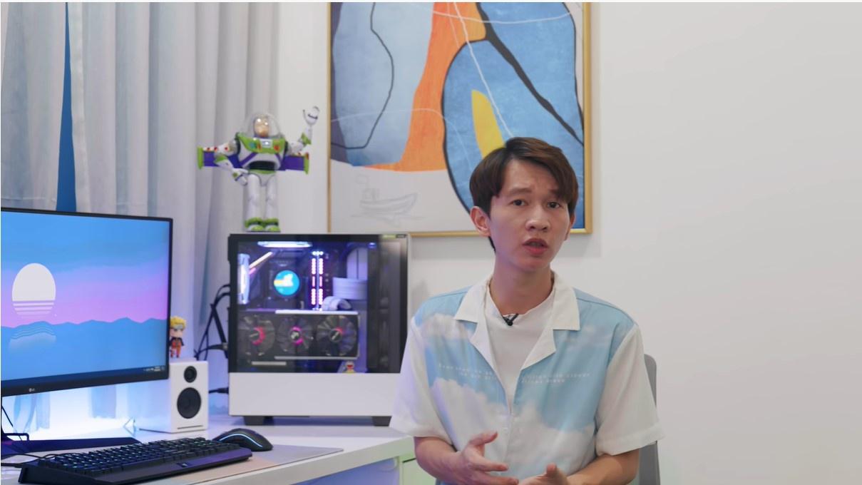 Kênh YouTube Thơ Nguyễn thay diễn viên