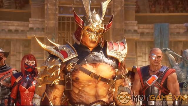 Cốt truyện Mortal Kombat: Thời thế tạo anh hùng – P.2