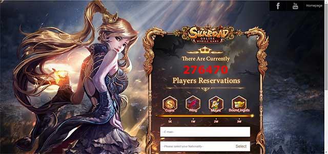 Silkroad Online chính thức ra mắt phiên bản Đông Nam Á hôm nay