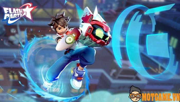 Flash Party – Game hành động mobile mở beta tại Thái Lan và Singapore
