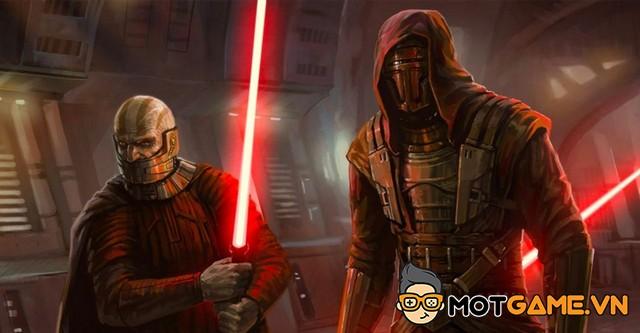 Star Wars: Knights of the Old Republic bản mới không được phát triển bởi EA?