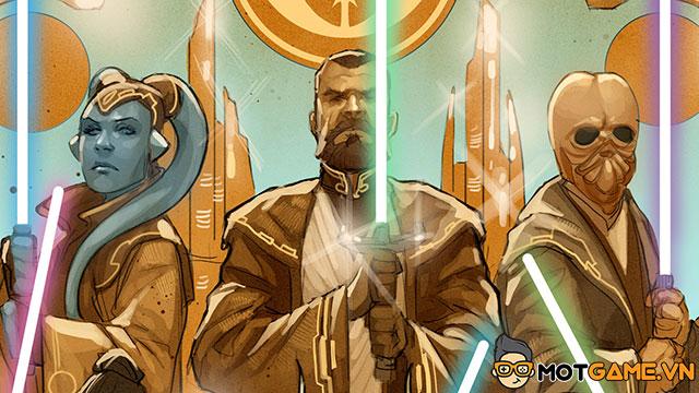 Kỷ nguyên mới của Star Wars sẽ khởi đầu bằng High Republic