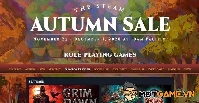 Valve 'khoe' đã hút được rất nhiều máu từ game thủ trong dịp Autumn Sale