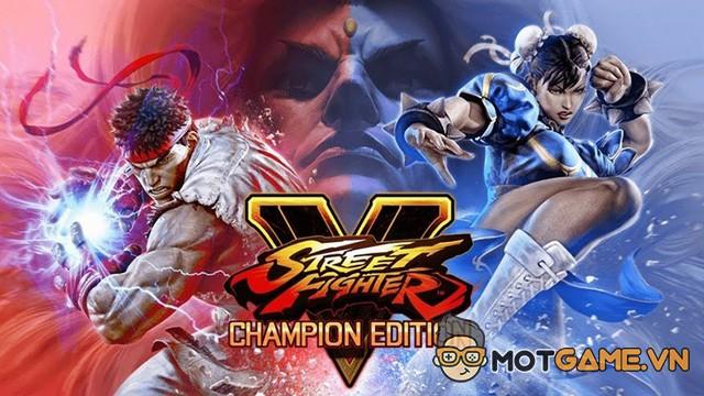 Street Fighter 5: Champion Edition và thông tin bản cập nhật sắp tới