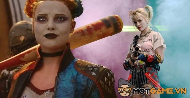 Harley Quinn trong game khác phiên bản điện ảnh như thế nào?