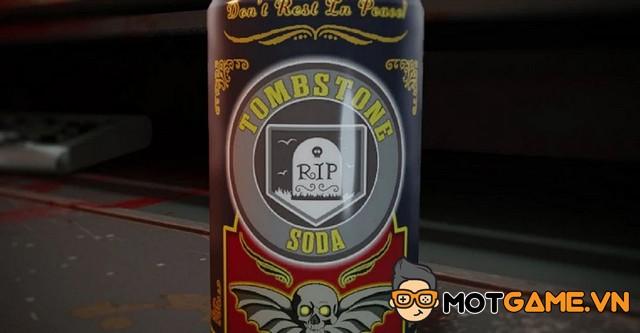 Perk Tombstone chính thức trở lại với Black Ops Cold War Zombies