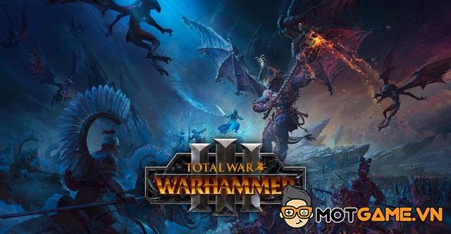 Total War: Warhammer 3 – Siêu phẩm chiến lược chính thức được công bố