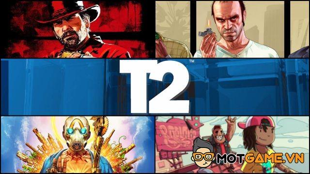 Take-Two dự định sẽ ra mắt 62 tựa game mới trước tháng 3/2024?