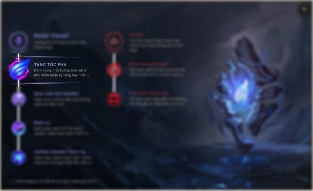 Tốc Chiến: Bảng Ngọc Tăng Tốc Pha sẽ sớm có mặt trong phiên bản 2.3