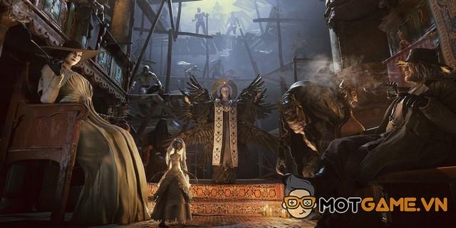 Resident Evil Village là lý do Capcom nên dừng việc biến boss thành quái vật khổng lồ