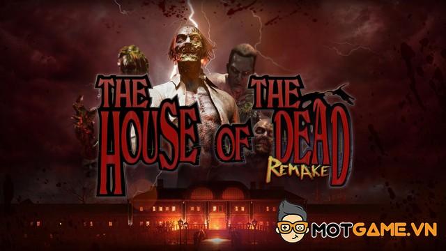 The House of The Dead – Game bắn zombie tuổi thơ bất ngờ tái xuất giang hồ