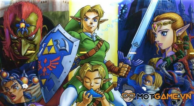 The Legend of Zelda: Ocarina of Time, câu chuyện về siêu phẩm vượt thời gian