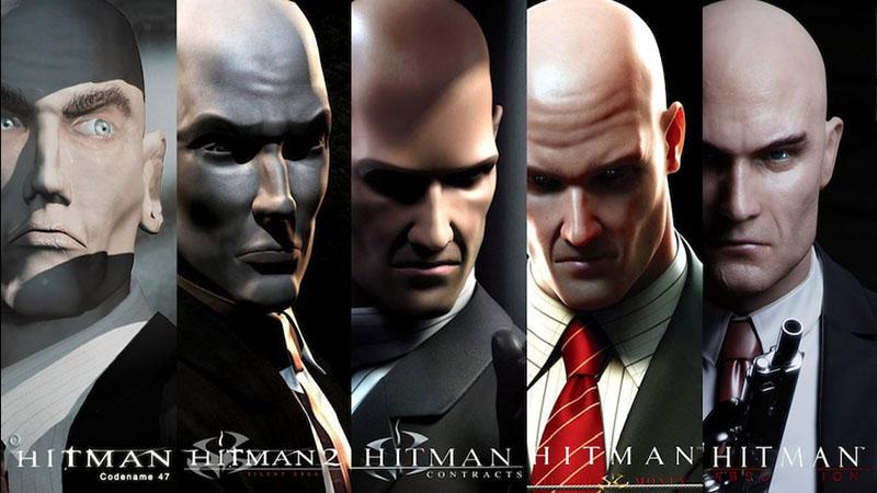 Series Hitman và những nhân vật đóng vai trò quan trọng