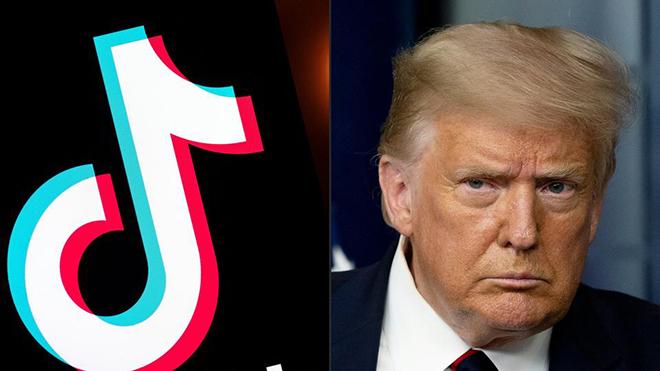 Tổng thống Donald Trump sẽ cấm mạng xã hội TikTok tại Mỹ?