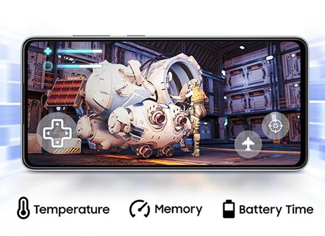 """Top smartphone tầm trung chơi game siêu """"mướt"""""""