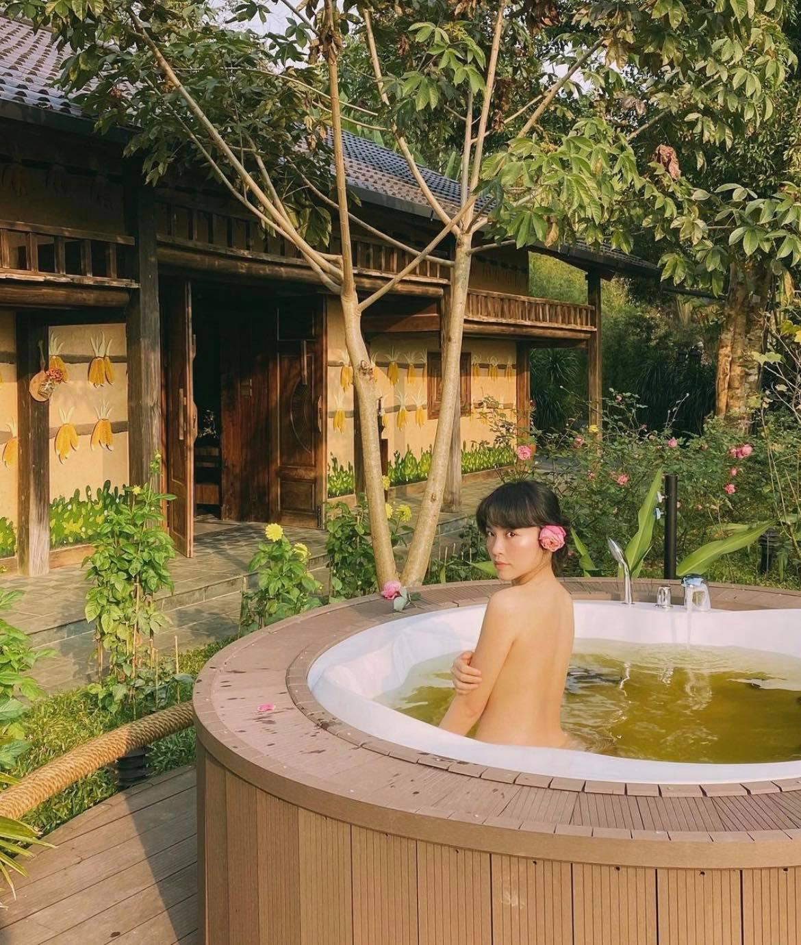 Bí quyết dáng đẹp của người mẫu Hà Trúc