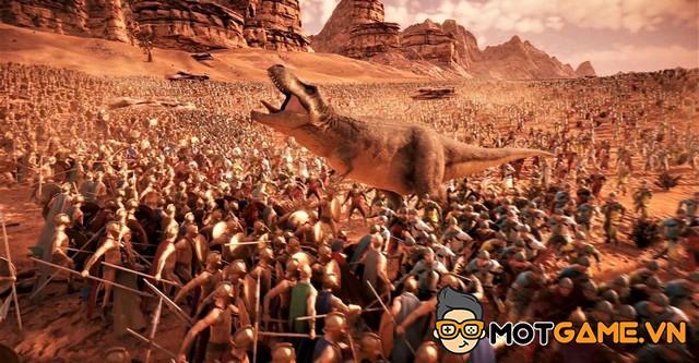 Ultimate Epic Battle Simulator 2 tung ra trailer mới với 'hàng triệu nhân vật'