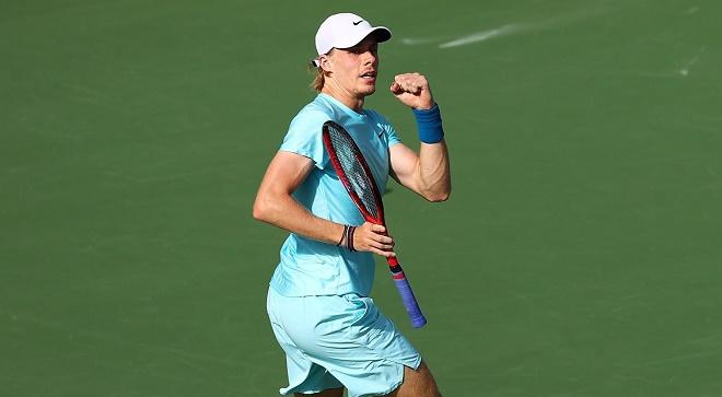 """Video tennis Shapovalov – Chardy: Bước ngoặt game bản lề, giải mã """"ngựa ô"""""""