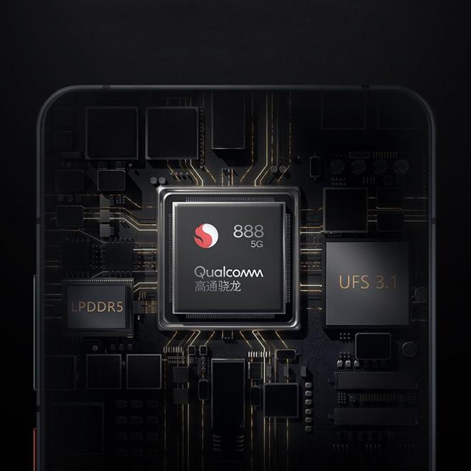 """Vivo trình làng smartphone chơi game, """"đối đầu"""" Galaxy S21"""