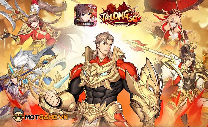 Tân OMG3Q VNG big update phiên bản Công Thành Chiến