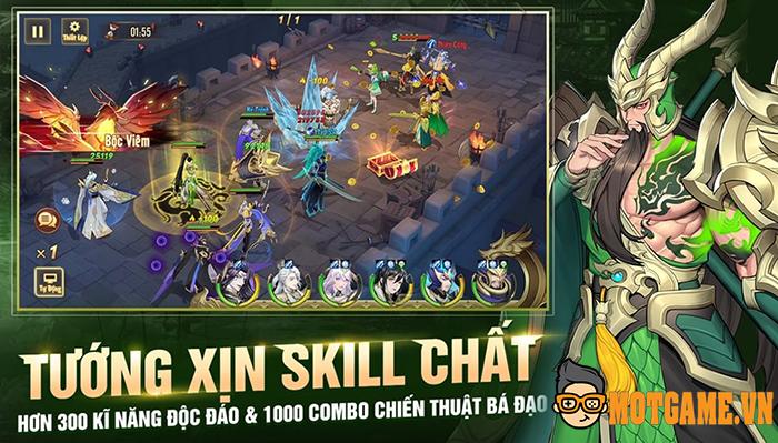 Tân OMG3Q VNG công bố lộ trình ra mắt tại làng game Việt