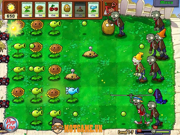 Đây là cách giúp bạn chơi game Plants vs Zombies bản H5 mà không cần cài đặt