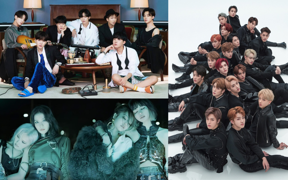 Covid-19 giúp album Kpop bán chạy kỷ lục?